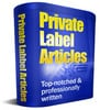 Thumbnail 10 Blog Advertising Articles with Private Label Rights