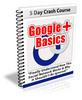 Thumbnail Google Plus Basics with PLR