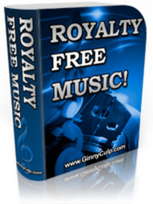 Product picture 50 Royalty Free Music Tracks with PLR