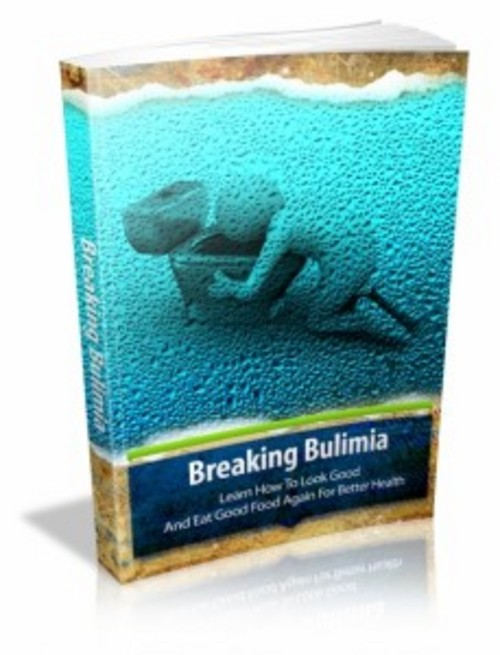Product picture Breaking Bulimia with Master Resell Rights