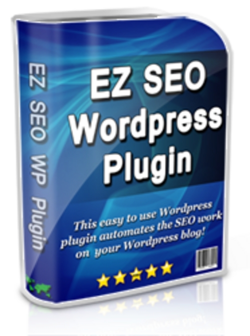 Product picture EZ SEO Wordpress Plugin with RR