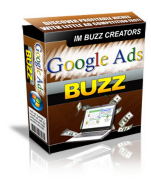 Product picture Google Ads Buzz
