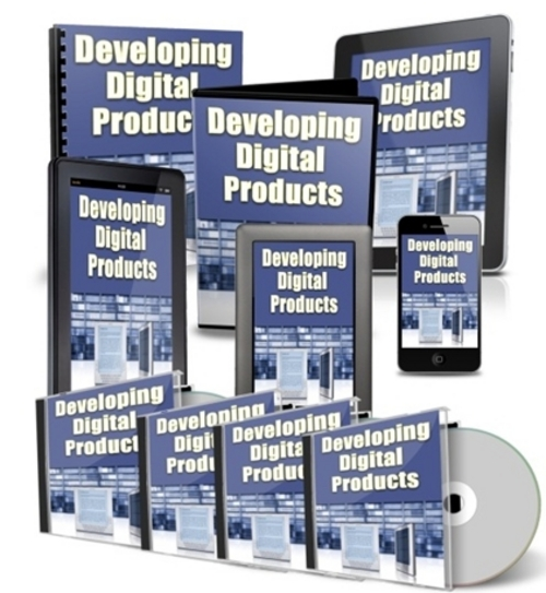 Product picture Developing Digital Products Videos