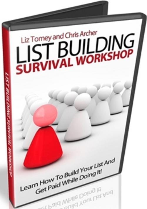 Product picture List Building Survival Workshop