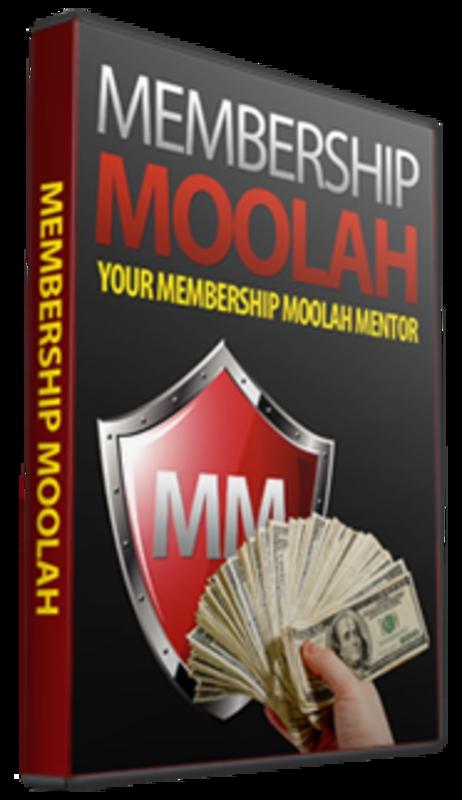Product picture Membership Moolah Videos