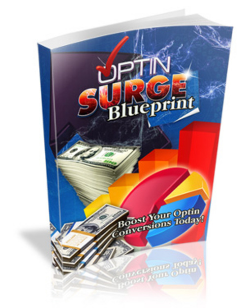 Product picture Optin Surge Blueprint with MRR