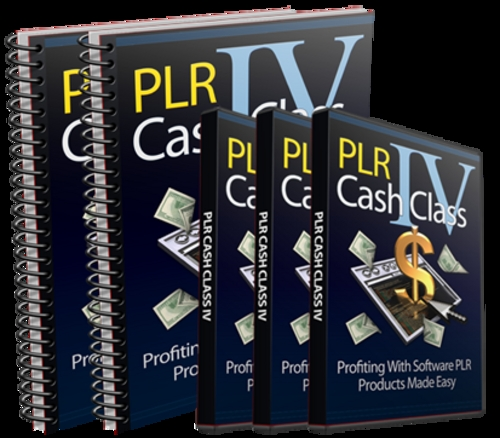 Product picture PLR Cash Class - Volume 4 Videos