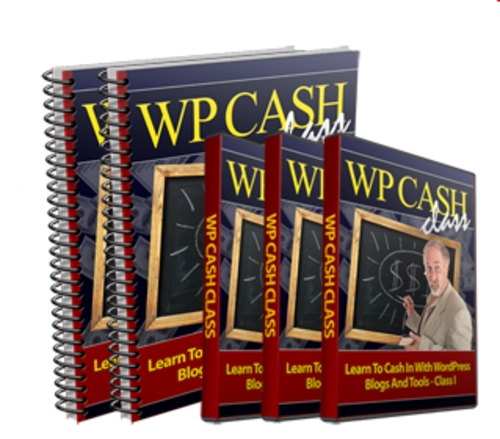 Product picture WP Cash Class Videos